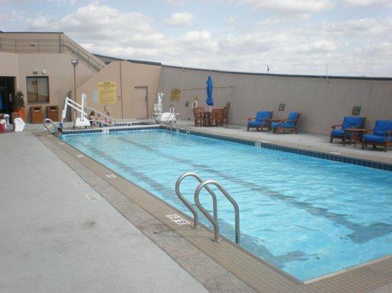 Renaissance Dallas Hotel : Rooftop Pool