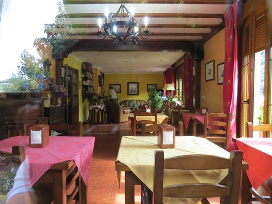 Hotel Rural El Torrejon: Comedor