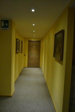 UmbriaVerde Sporting & Resort : Corridoio