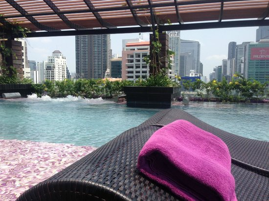 Mode Sathorn Hotel: Pool