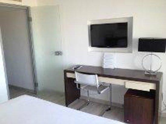 Le Brasilia : chambre