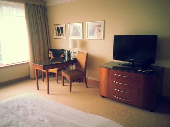 Regent Warsaw Hotel: Our room