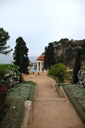 Jardí Botànic Marimurtra: Сад
