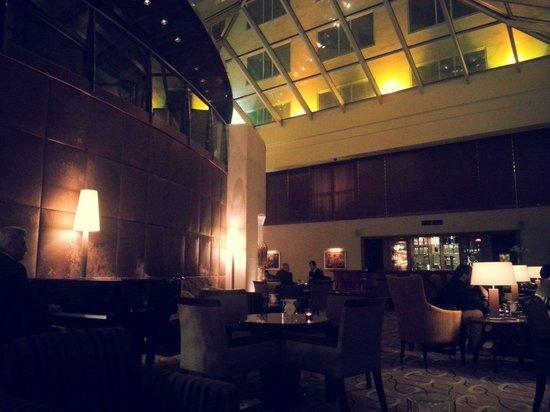 Regent Warsaw Hotel: Lounge