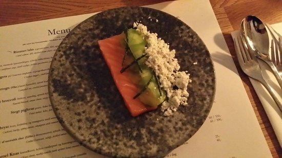 Restaurant Cofoco: Salmone...buono