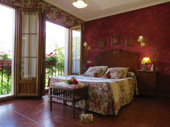 Hotel Rural El Torrejon: Habitacion nº 1, grandes vistas