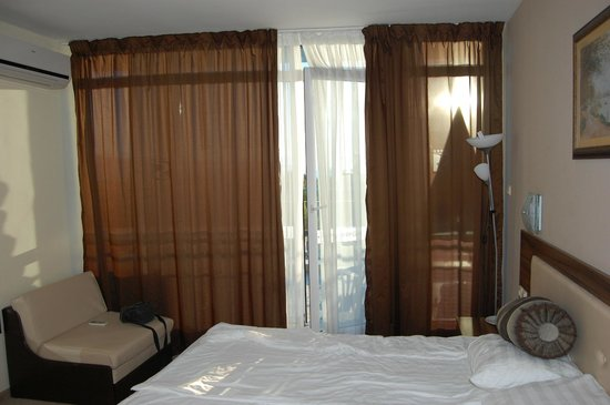 Hotel Regatta Palace: Спальня