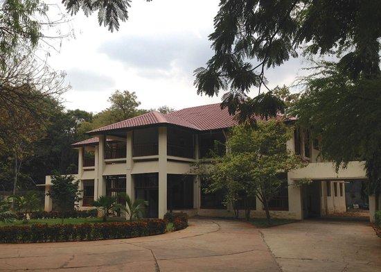 Heritage Madurai : Exterior of Villas, Accommodation