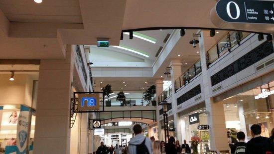 Arkadia Shopping Mall: Shopping Centre