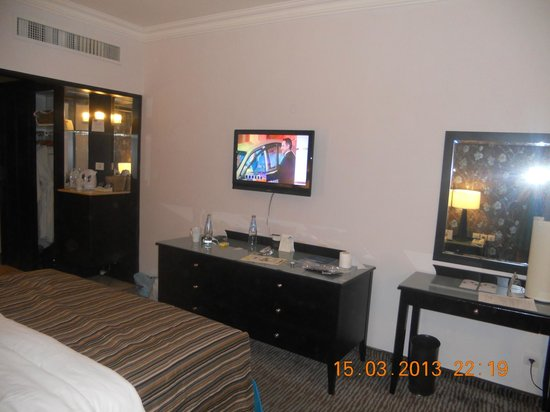 Daniel Dead Sea Hotel: Улучшенный стандарт