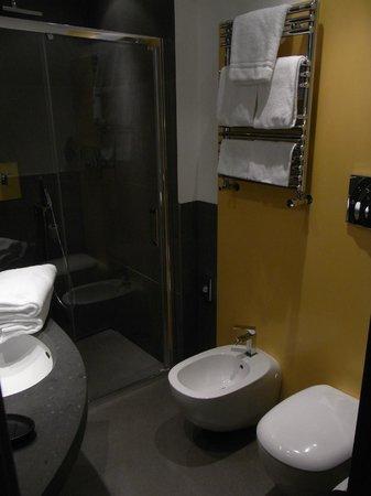 Culture Hotel Centro Storico: bath