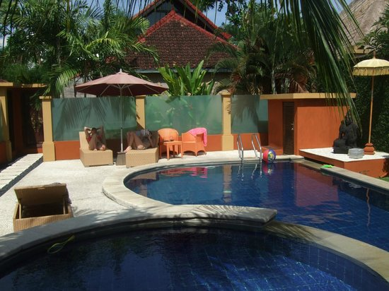 Bali Alizee Villas: Pool area