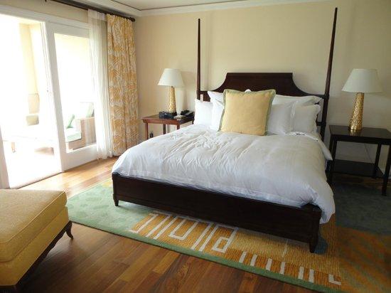 The Ritz-Carlton, Kapalua: The comfy bed