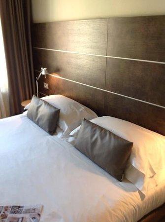 Hotel Annunziata: il letto