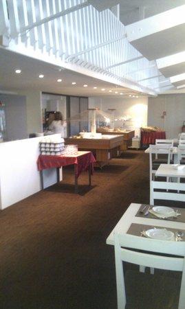 Brunerie Hotel: restaurant