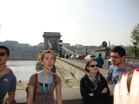Next City Tours Budapest: General tour - great sights and information