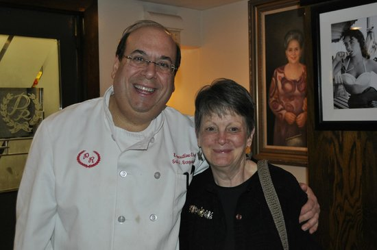 Patsy's Italian Restaurant : Chef Sal Scognamillo will prepare any dish you desire.