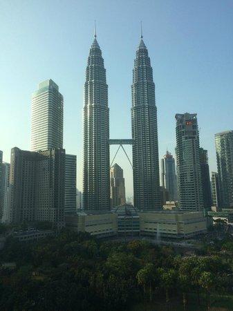 Traders Hotel, Kuala Lumpur : Vue de jour
