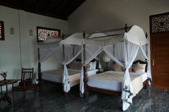 Niyagama House: Geschmackvoll, gemütlich - die Pearl Suite