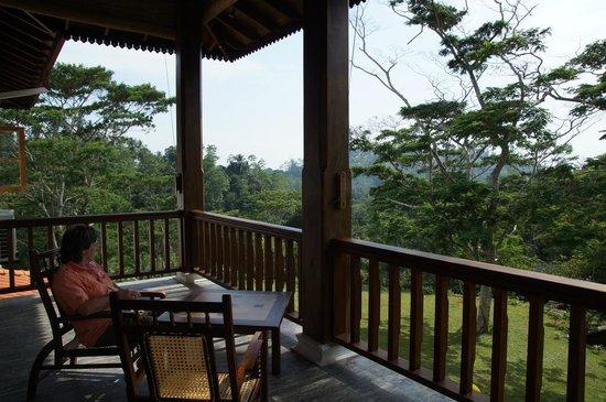 Niyagama House: A.d.Balkon - träumen, relaxen, wohlfühlen pur