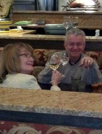 BRIO Tuscan Grille: Melissa did a great job taking care of us!
