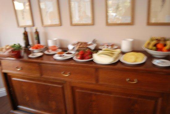 Hotel Villa Soro: Villa Soro Breakfast