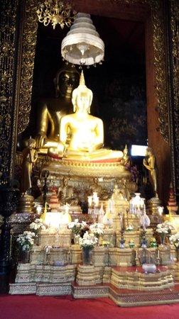 Wat Bowonniwet Vihara, Bangcoc. - Picture of Wat Bowonniwet Vihara, Bangkok -...