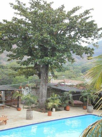 Hotel Mariscal Robledo: Hermosa vista