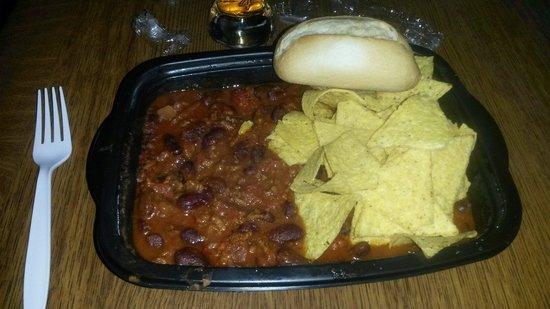 Billy Bob's: Chili con carne