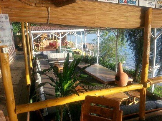 Thaijazz Beach Restaurant: Thaijazz beach