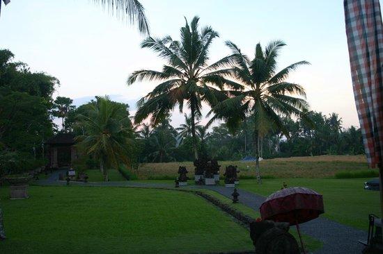 The Chedi Club Tanah Gajah, Ubud, Bali – a GHM hotel: Exceptional beautiful garden