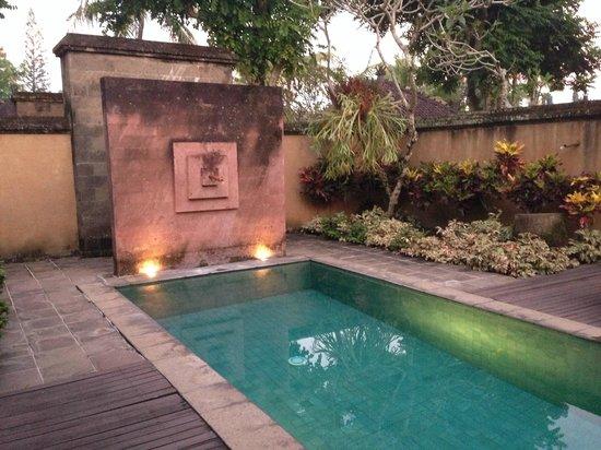 The Chedi Club Tanah Gajah, Ubud, Bali – a GHM hotel: Private Pool at the villa