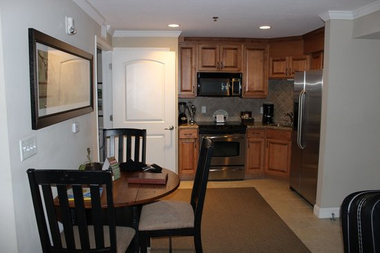 The Residences at Biltmore: Kitchen