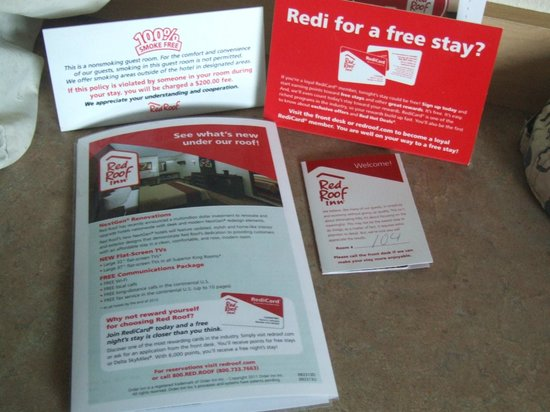 Red Roof Inn - Merrillville: Useful promotional info to help make your Red Roof stays more enjoyable.