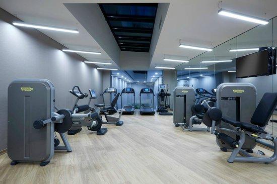 Biz Cevahir Hotel Istanbul : Gym