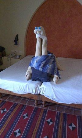 Marina Lodge at Port Ghalib : Bahaa room 414