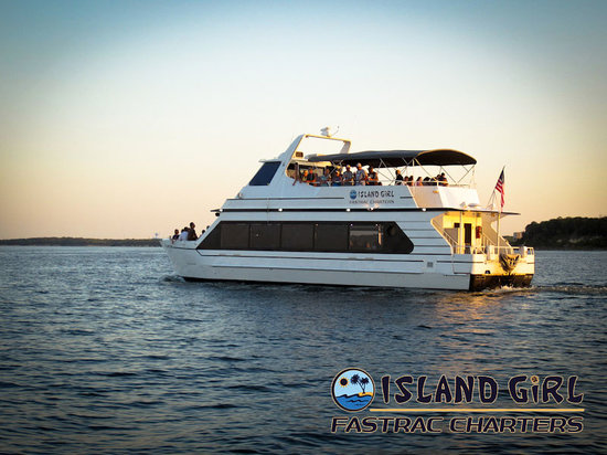 Fastrac Charters and Cruises : Island Girl Excursion Ship