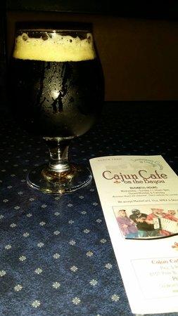 Cajun Cafe On the Bayou: Rapp Brewing Northern German Altbier