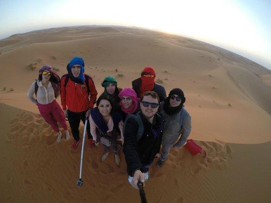 Morocco Sahara 4x4 - Day Tours: ATARDECER EN LAS DUNAS