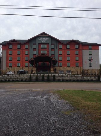 Hampton Inn Pigeon Forge: Front