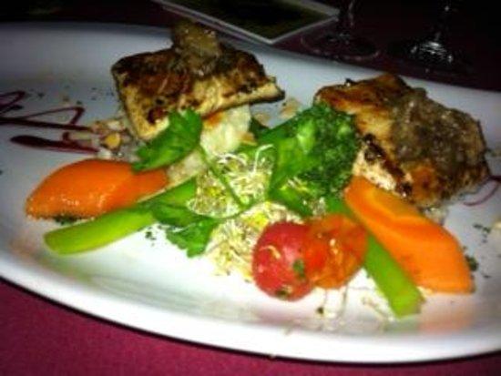 Hard Rock Hotel Vallarta: mi cena en el restaurant Ciao