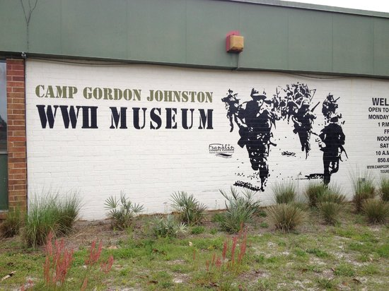 Camp Gordon Johnston WWII Museum