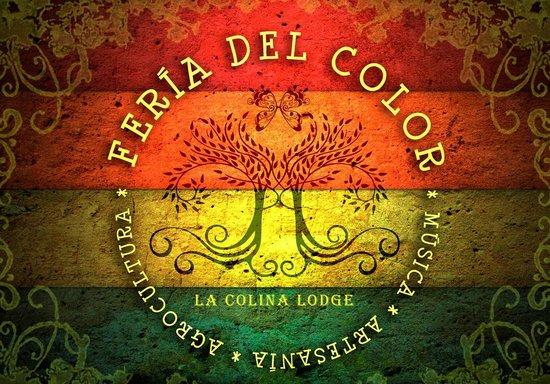 La Colina Lodge: Feria del Color