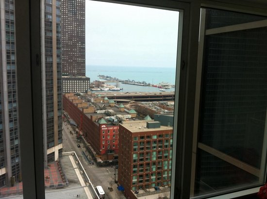 Embassy Suites by Hilton Chicago Downtown Magnificent Mile: View from #1433
