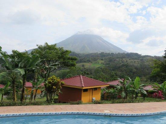 Hotel Miradas Arenal: View of Arenal
