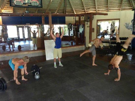 Zendo Fitness Cabarete: group workout