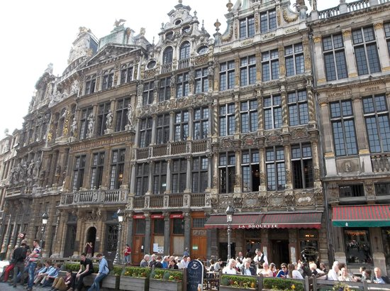 Grand Place/Grote Markt: Grand Place- veduta