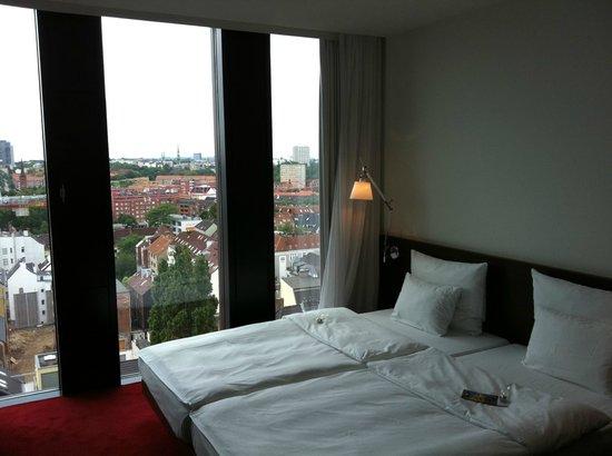 Empire Riverside Hotel: View