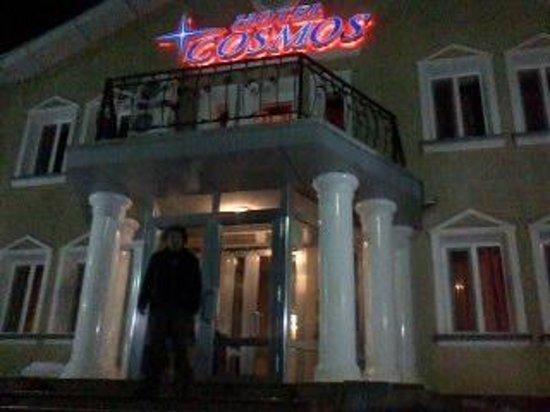 Hotel Cosmos: Front