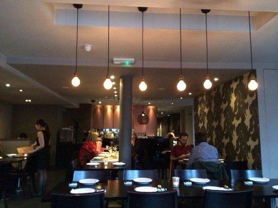 Opium: The restaurant